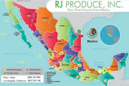 See expanded version of Mexican Map